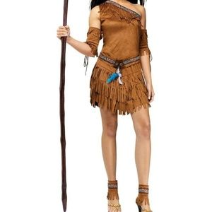 Native American costume and accessories
